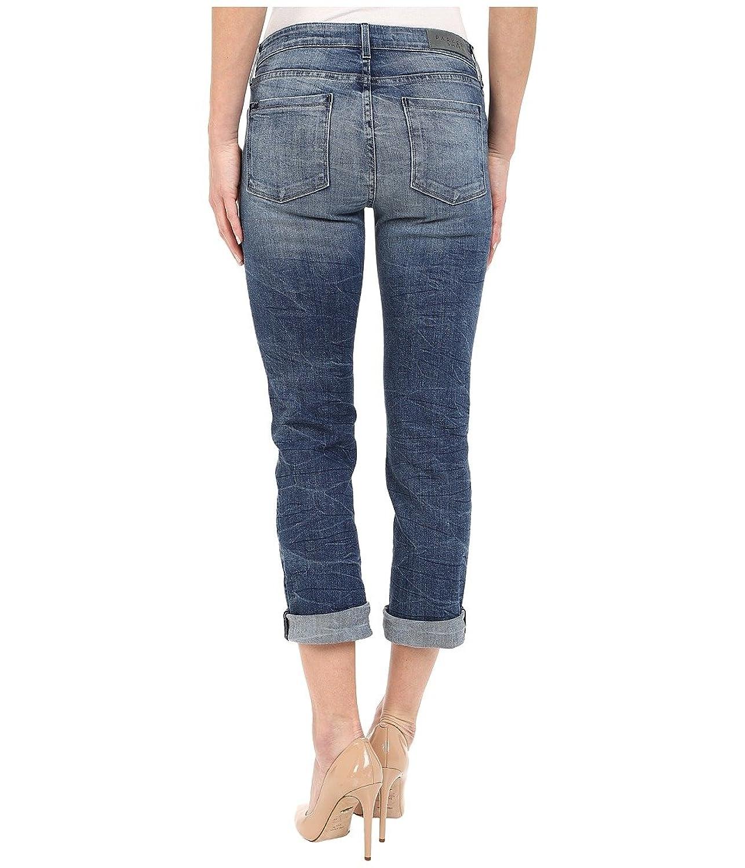 Parker Smith Women's Courtney Cuffed Crop Jeans in
