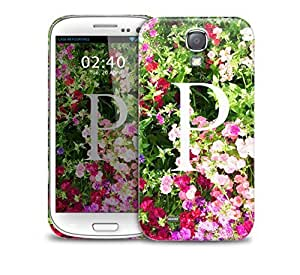 letter p Samsung Galaxy S4 GS4 protective phone case by icecream design