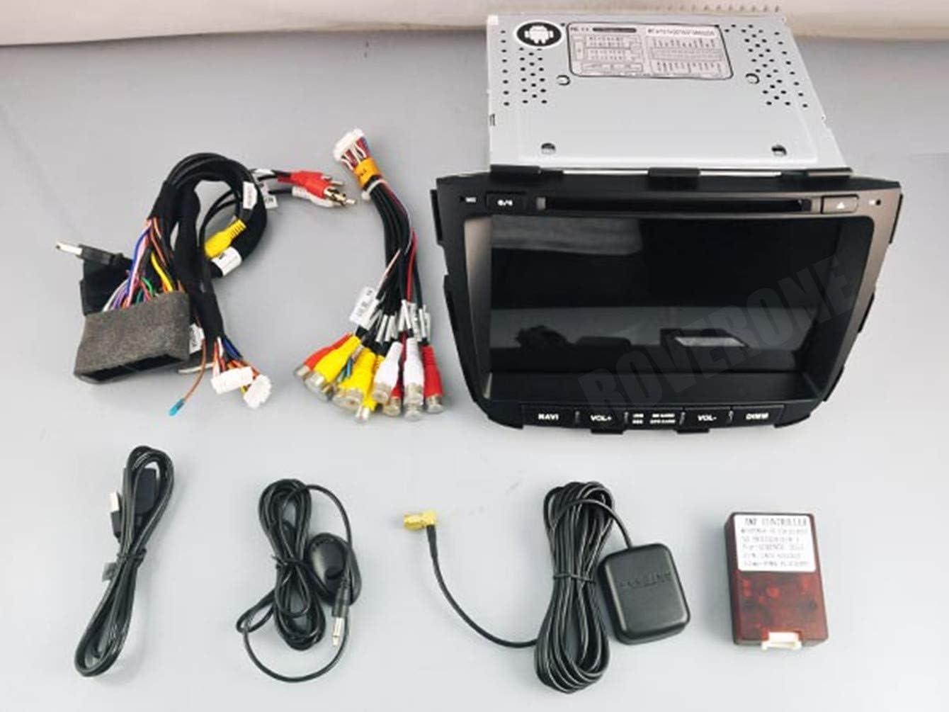 RoverOne 7 Pulgadas Android Sistema Coche DVD GPS para KIA ...