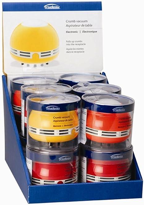 Trudeau 5050506 - Aspirador de mesa a pilas: Amazon.es: Hogar