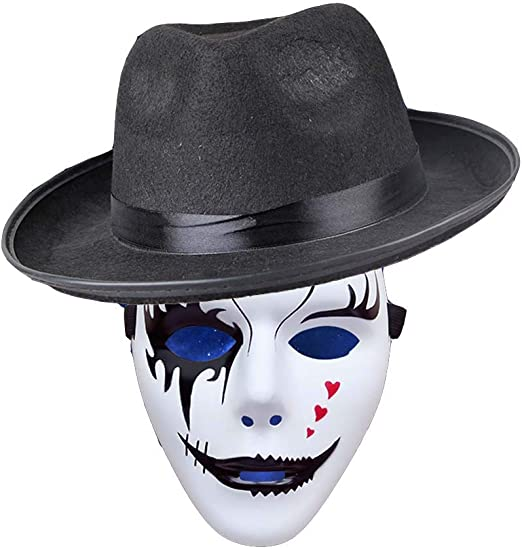 Halloween Jason Mask, V para Vendetta Death Mask, Disfraz, Mascara ...