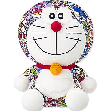 Slv Kids Fav Doraemon Plush Doll Anime Dolls Gifts Stuffed Soft Toys (20 cm)