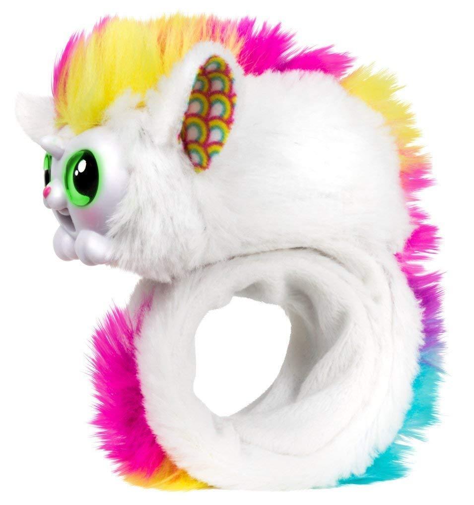Mojimoto Little Live Wrapples – UNA, Sparkles My Dancing Unicorn, Unicorn Repeating Talk Back Toy 8