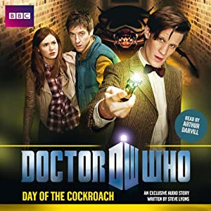 Doctor Who: Day of the Cockroach Hörbuch