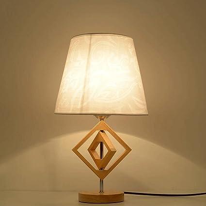 YHJ Lámpara de mesa Personalidad creativa Tabla lámpara de ...