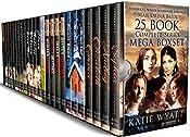 25 Book Mega Box Set Complete Series: (Mega Box Set Series 3)