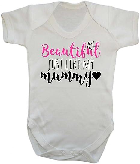 gorgeous like mummy Baby vest