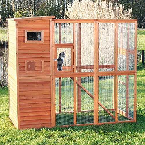 Trixie Pet Products Outdoor Cat Run