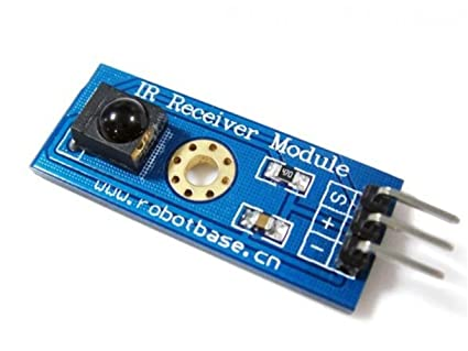 Amazon com: IR Receiver Module for Arduino Controller: Computers