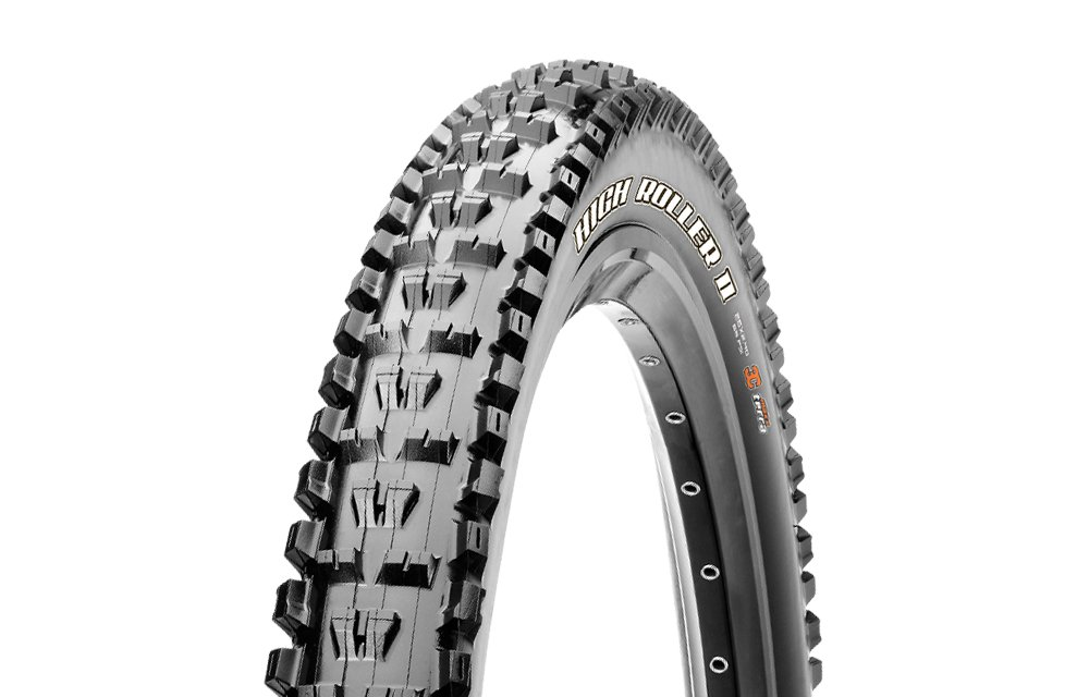 Maxxis High Roller II Exo / Trタイヤ – 27.5 Plus B01M1VOD94Dual Compound/EXO/TR 27.5x2.8