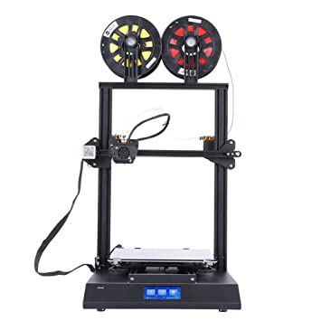 Impresora 3D Kit, DIY Dual Color 3D Printer con 4.3 en ...