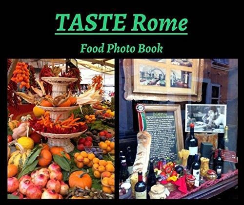 Download TASTE Rome Food Photo Book pdf