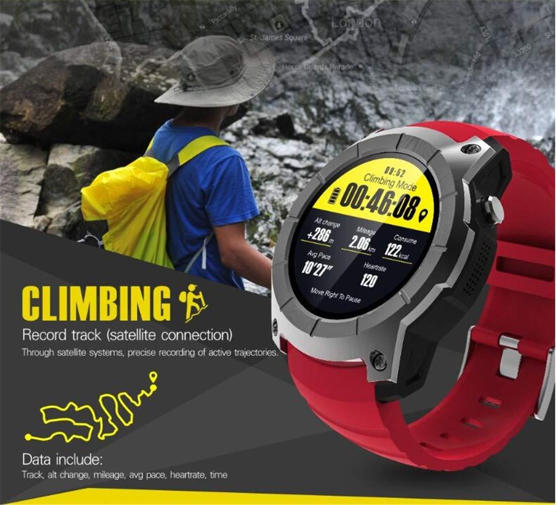 Heomeyb S958 Nueva Pantalla A Color Reloj Inteligente GPS ...