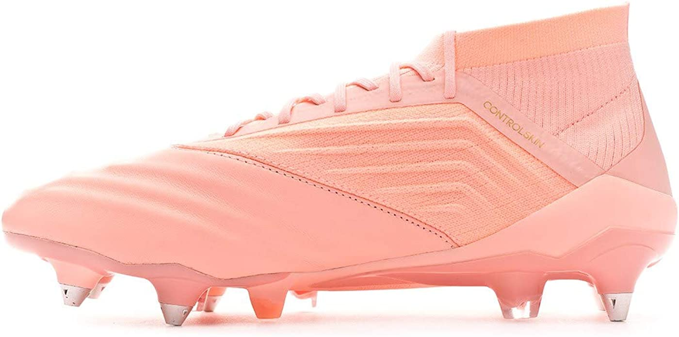 adidas Predator 18.1 SG Lea Chaussures de Football Homme
