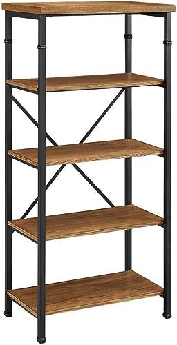 Linon Home Decor Products Inc Austin Four Shelf Bookcase