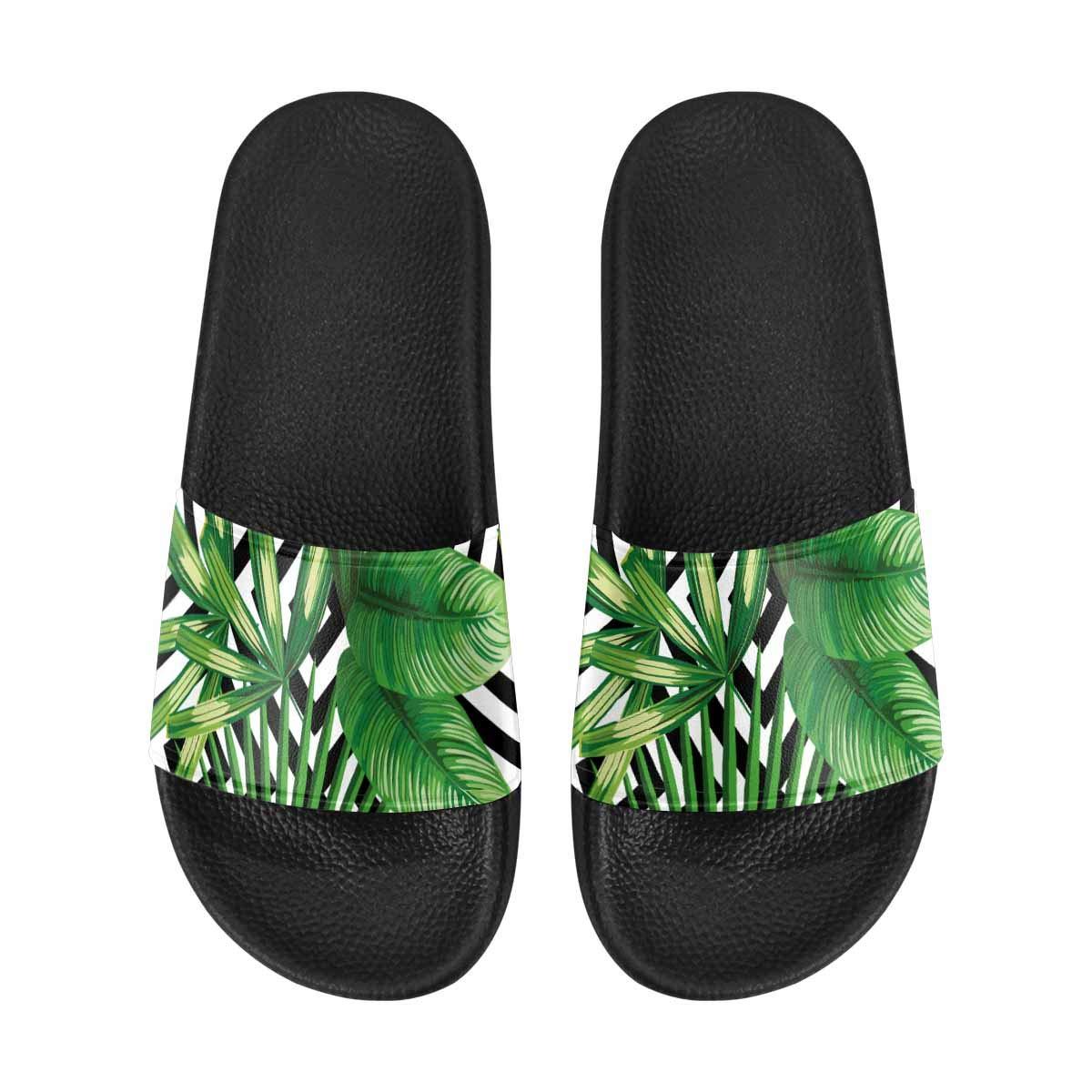 INTERESTPRINT Womens Casual Style Summer Beach Flat Sandals US6-US12