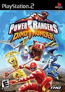 Amazon.com: Power Rangers Dino Thunder - PlayStation 2 ...