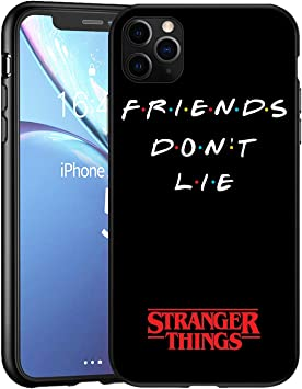Stranger Thing Logo Coque iPhone 11 Pro Max: Amazon.fr: High-tech