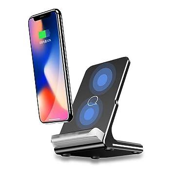 vente officielle répliques faire les courses pour Support De Chargeur sans Fil Rapide pour Apple Iphone X ...