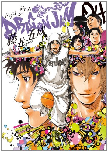 DRAGON JAM 4 (Big Comics) (2011) ISBN: 4091841872 [Japanese Import]