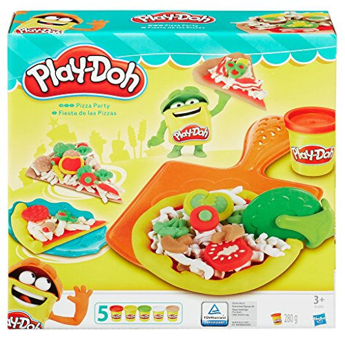 Play-doh Pizza Party Craft Toy