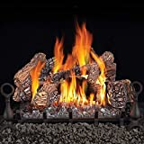 Vent Free Fireplace Gas Log Sets Size: 30'', Fuel Type: Propane