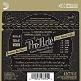D\'Addario EXP44 Coated Classical Guitar Strings, Extra Hard Tension