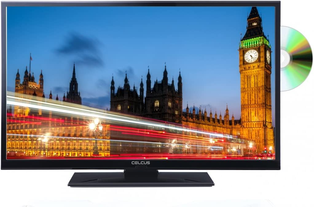 Celcus &apos LED22 167fhddvd 22 Full HD Slim LED/DVD Combi TV ...