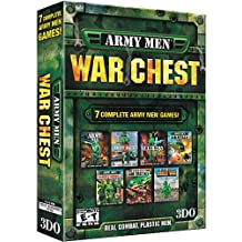 Army Men War Chest (Army Men, Army Men II, AM Toys in Space, AM Air Attack, AM Sarge's Heroes, AM Air Tactics, AM World War)