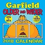 Garfield 2018 Wall Calendar