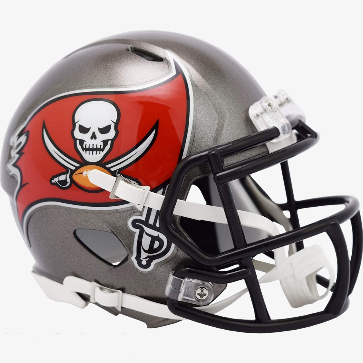 Amazon Com Tampa Bay Buccaneers New 2020 Logo Riddell Speed Mini Football Helmet Sports Collectibles