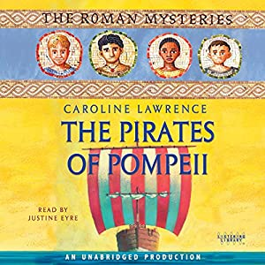 The Pirates of Pompeii Audiobook
