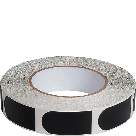 "500 pieces roll Ebonite Ultra Grip Black Tape 3//4/"""