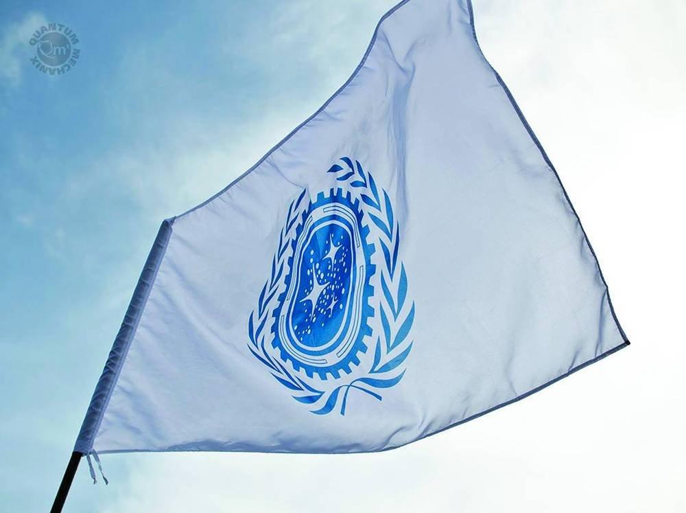 Star Trek United Federation of Planets Flag