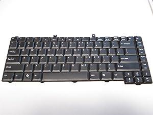 9J.N5982.J1D New Genuine Acer Aspire 5515 eMachines E620 Series Keyboard KB.I1400.005