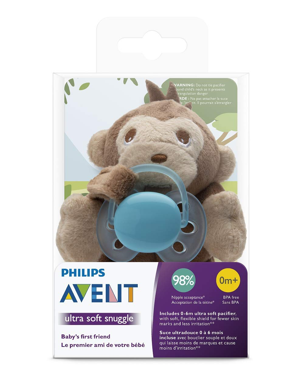 Amazon.com: Philips Avent SCF348/02 Ultra Soft Snuggle ...