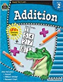 Ready-Set-Learn: Addition Grd 2, TEACHER CREATED RESOURCES, 1420659391