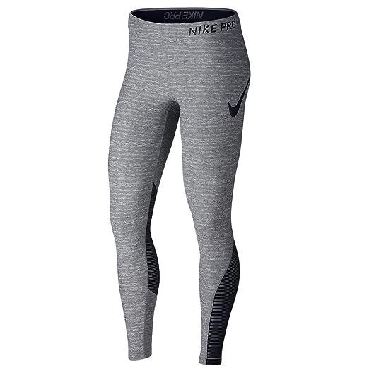 63b1eae3dbe999 Nike Womens Dri-Fit Mixed Media Athletic Leggings at Amazon Women's  Clothing store:
