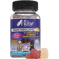 THE MANE CHOICE - MANETABOLISM KIDS: Healthy Hair Growth Vitamins (60 Gummies)