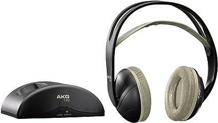 AKG Wireless UHF Headphones, K912E: Amazon.it: Elettronica