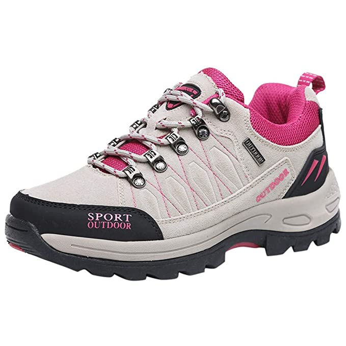 Zapatillas Deportivas de Mujer,YiYLunneo Zapatos Parejas Senderismo Correr Shoes Zapatillas Al Aire Libre del Dedo del Pie Calzado De Trabajo: Amazon.es: ...
