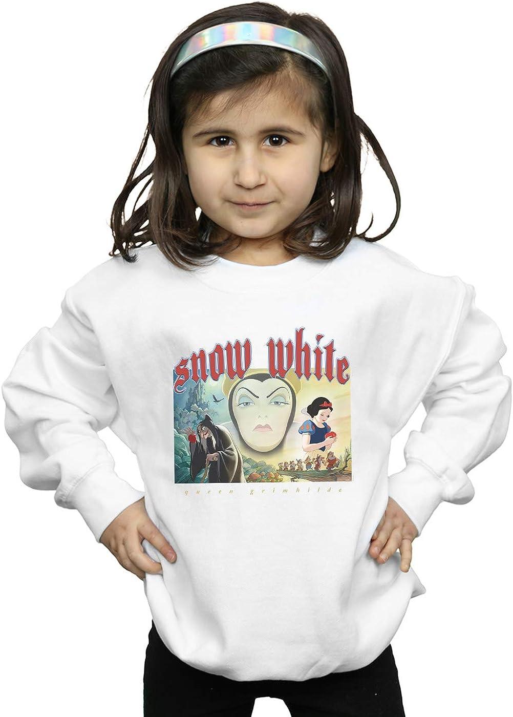 Disney Girls Snow White and Queen Grimhilde Sweatshirt
