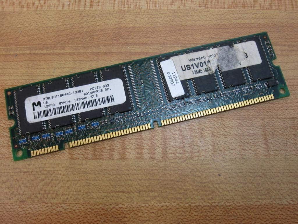 Details about  /SDRAM MEMORY 128MB MT8LSDT1664AY-133G3 PC133U-333-542-Z MICRON ID41838