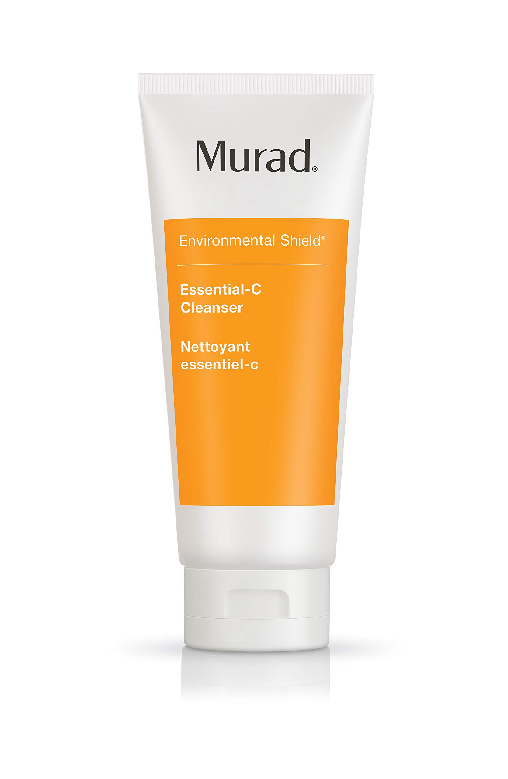 Murad Environmental Shield Essential-C Cleanser, Step 1 Cleanse/Tone, 6.75 fl oz (200 ml) by Murad