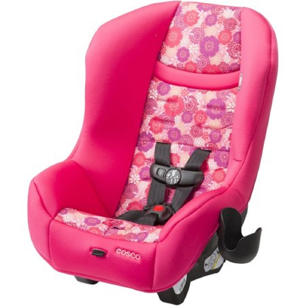 Cosco Scenera NEXT Convertible Car Seat Orchard Blossom Pink