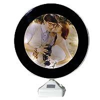 Creative Photo Frame LED Mirror Table Lamp Desktop Decoration