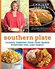 Unusual bookProduct DescriptionMy name is Christy Jordan and I like to feed people. I come from a long line of Southern cooks who taught me home cooking is best, life is good, and there is always something to be grateful for. I created Southe...