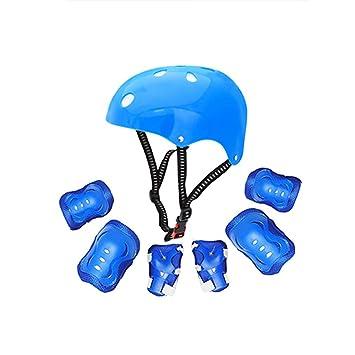 Amazon.com: Juego de rodilleras protectoras para monopatín ...