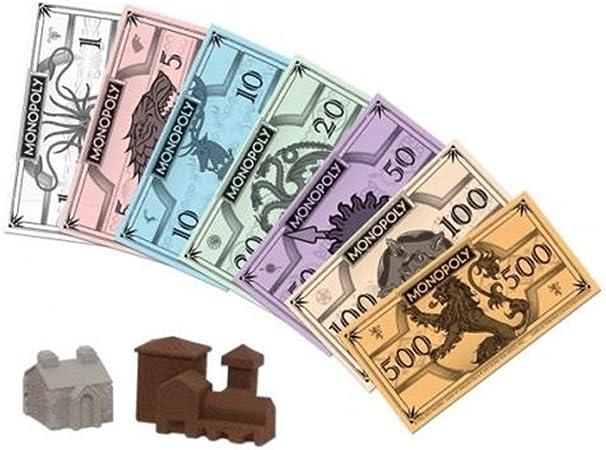 Comomingo Monopoly Interesante Juego de Mesa Juvenil Juegos de Fiesta Juegos de Rompecabezas de Salud: Amazon.es: Juguetes y juegos