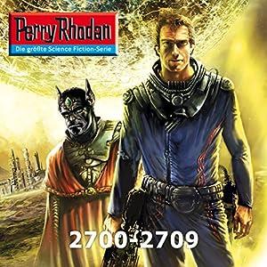 Perry Rhodan: Sammelband 31 (Perry Rhodan 2700-2709) Hörbuch